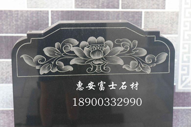 江西墓碑批发 江西墓碑定制 福建墓碑加工厂专业生产江西墓碑示例图2