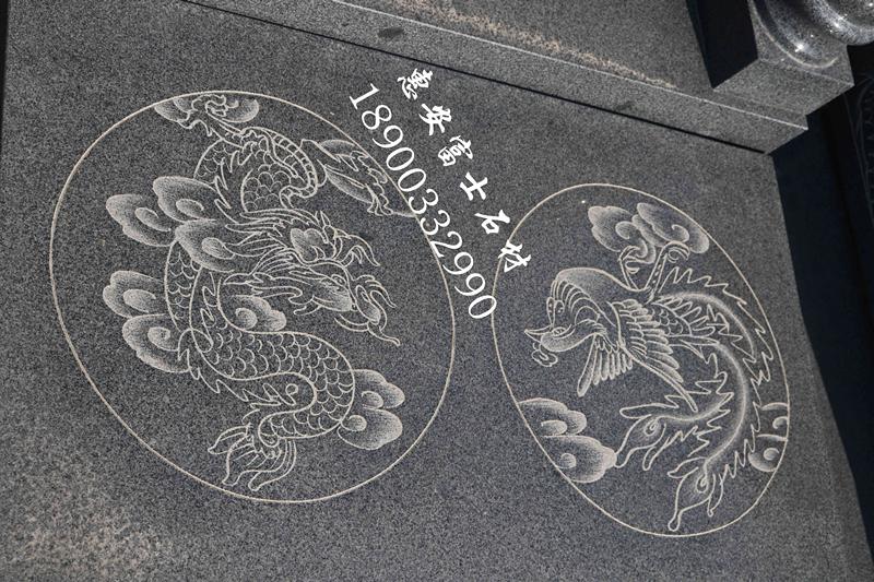 贵州墓碑热销款式 厂家直销贵州普定墓碑 贵州安顺墓碑示例图5