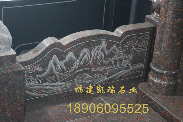 惠安墓碑厂家凯瑞石业直销传统墓碑 墓碑批发直销价格优惠 可支持定制示例图6
