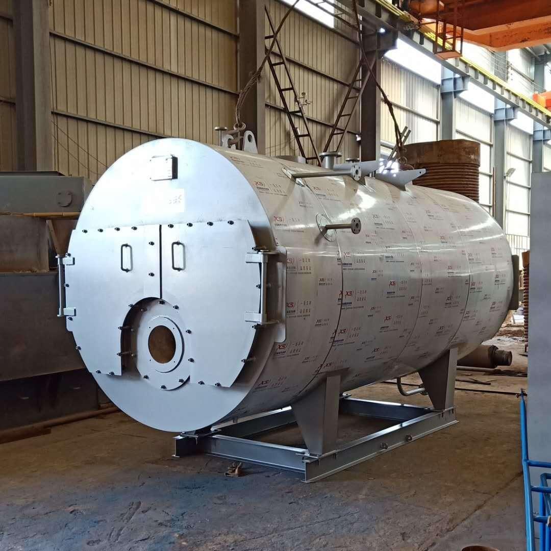 廣安1噸工業生產環保燃油燃氣蒸汽鍋爐全套價格 自貢鍋爐廠家批發銷售