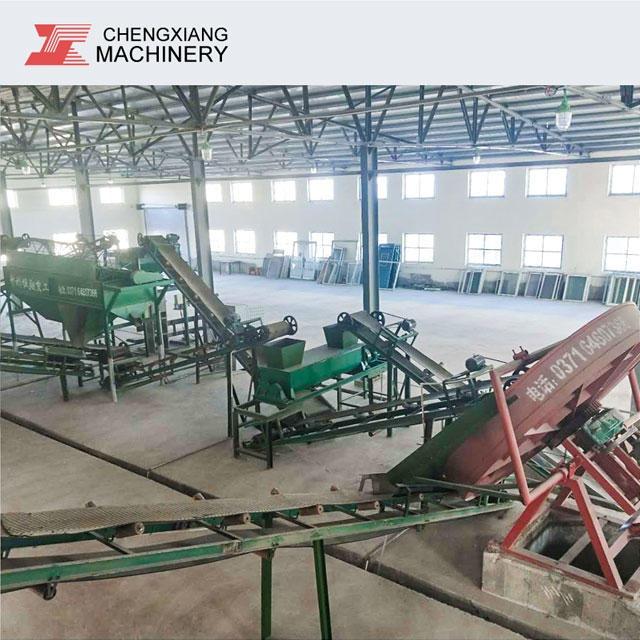 有机肥颗粒生产线设备厂家在线直销