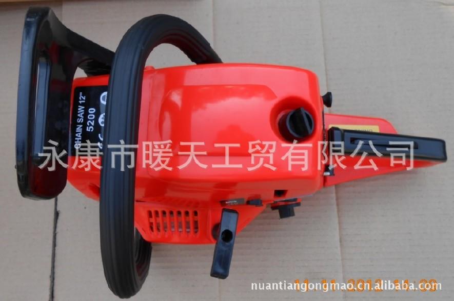 厂价直销 优质高效5200汽油锯、质优价廉,