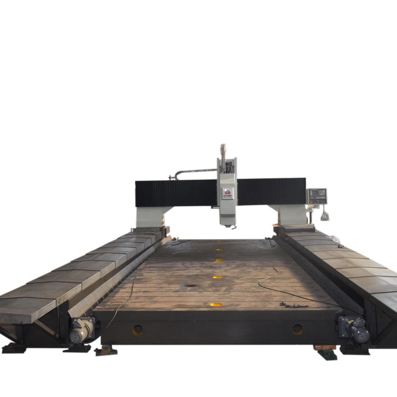 钢结构连接板快速数控钻床 铸造铸铁床身 高速龙门钻床 现货供应