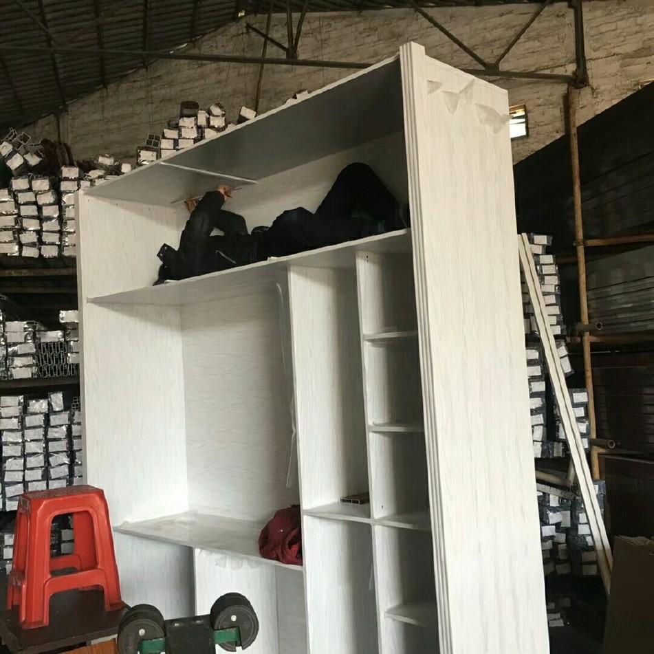 铝合金柜子加工定做 全铝家具 铝型材家具 铝合金衣柜 金属柜子