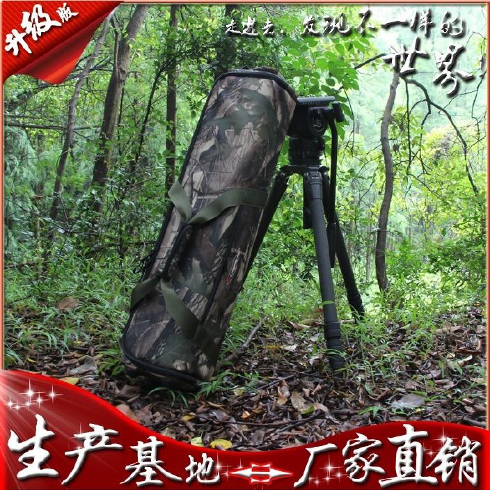 三脚架包 摄影 打鸟液压云台 捷信5号脚架 曼富图观鸟器材XYYA70图片