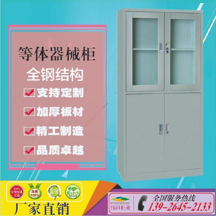 广州 文件柜 铁皮文件柜 办公文件柜 等体器械柜 工厂批发 热销