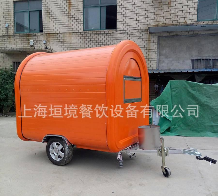 厂家直销台湾炸鸡排煎饼车手抓饼快餐车美食种贵美食十的最图片