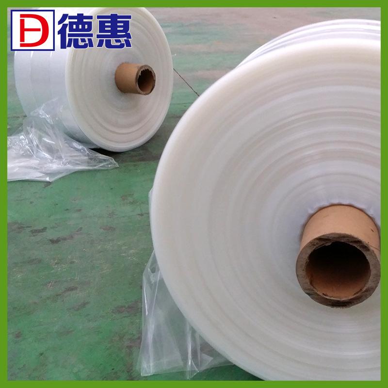 熱收縮膜 無毒收縮膜 熱收縮膜廠家直銷 pof無毒餐具收縮膜 收縮袋