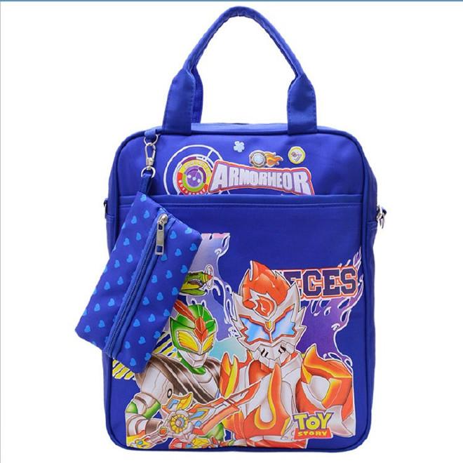 三用补习包新款米奇小学生书包卡通美术包儿童单肩斜跨包手提包袋图片图片