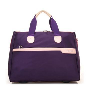 厂家供应批发 拉杆箱 手提拉杆包 拉杆旅行包旅行箱 拉杆包行李袋图片