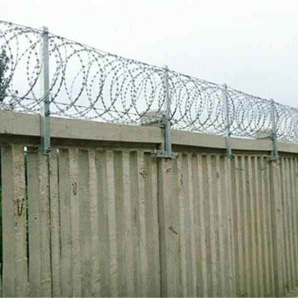 刺丝滚笼,路基防护栅栏防爬倒刺