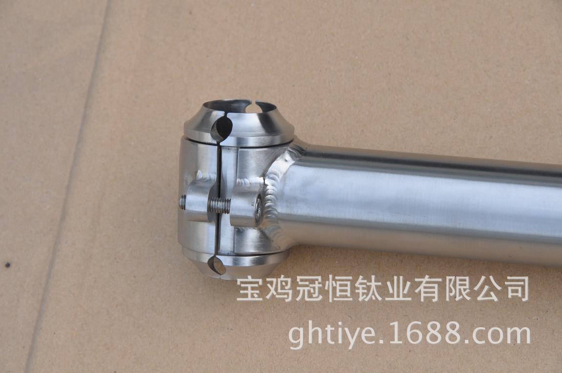 长期生产钛合金坐杆 300-400mm自行车坐杆全钛合金材质31.6/27.2示例图34