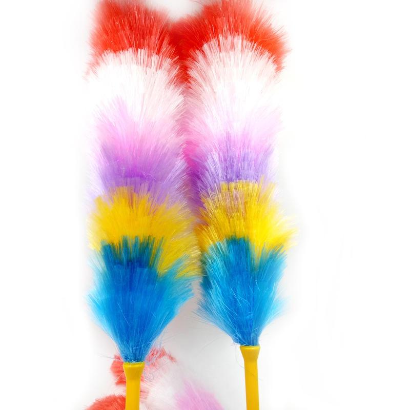 奇正 家用清洁清扫塑料 鸡毛掸子 除尘除灰鸡毛掸子
