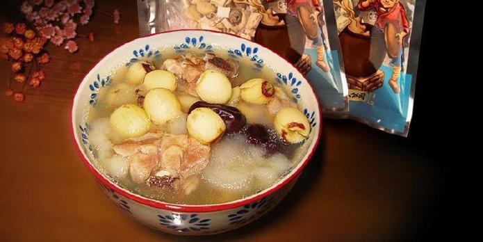 百味斋锅汤百合炖鸡老莲子料85gv锅汤炖鸡香胃癌胃全切后吃鸡胗好吗图片