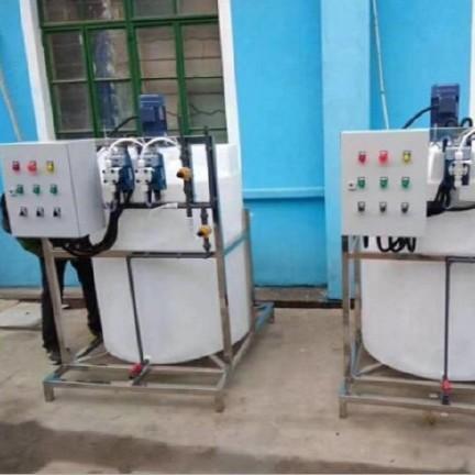 空調冷卻水 循環水 電鍍PAC PAM自動加藥裝置 脫硫自動加藥裝置