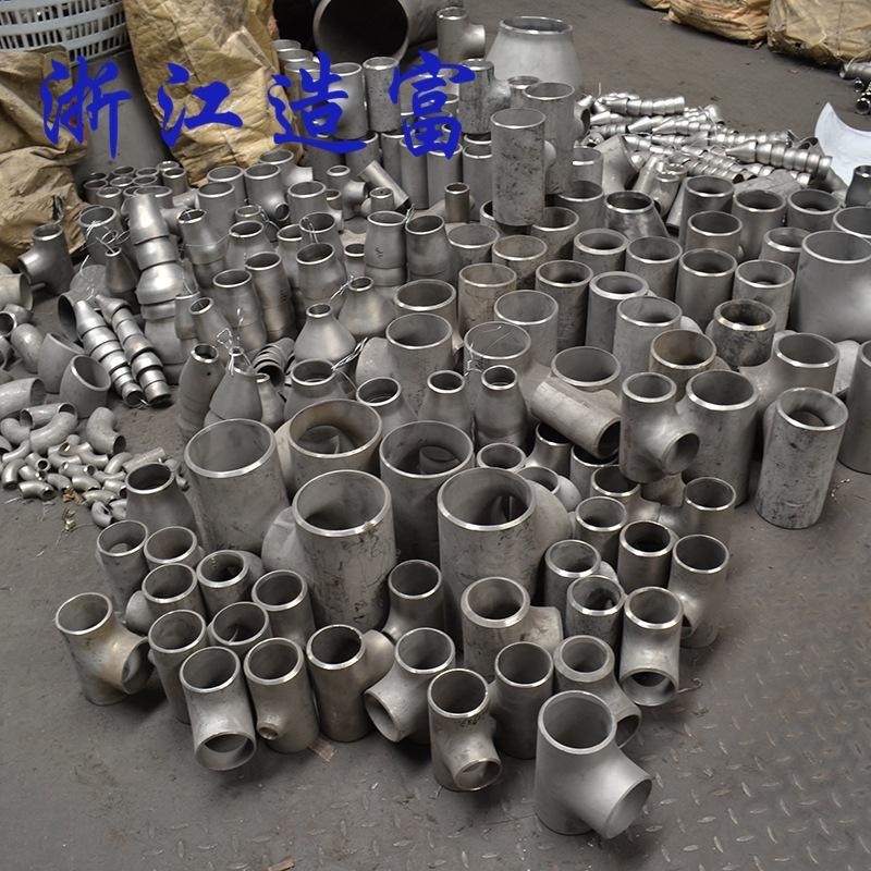 管件四通生产商 高规格品质碳钢不锈钢DN100四通 量大优惠示例图8