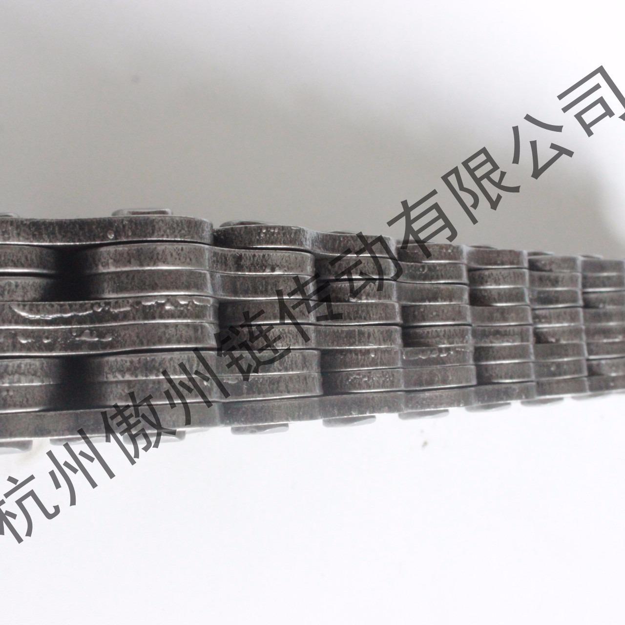 LH1246升降货梯链条LH固定导轨货梯板式链条 液压升降机板式链条