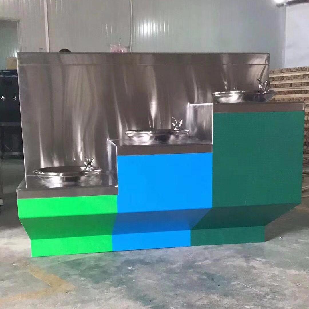廠家直銷戶外飲水臺 公園公共直飲水機 廣場不銹鋼直飲水設備