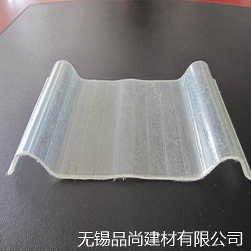 厂家直销采光瓦_透明瓦_玻璃钢瓦_采光板