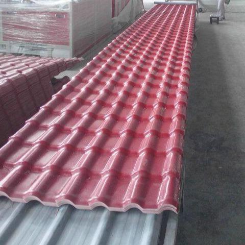 山东树脂瓦厂家批发树脂琉璃瓦价格 合成树脂瓦保温隔音