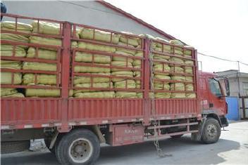 黄色编织袋厂特价80斤粮食袋普黄色蛇皮袋中厚结实塑料编织袋批发示例图33