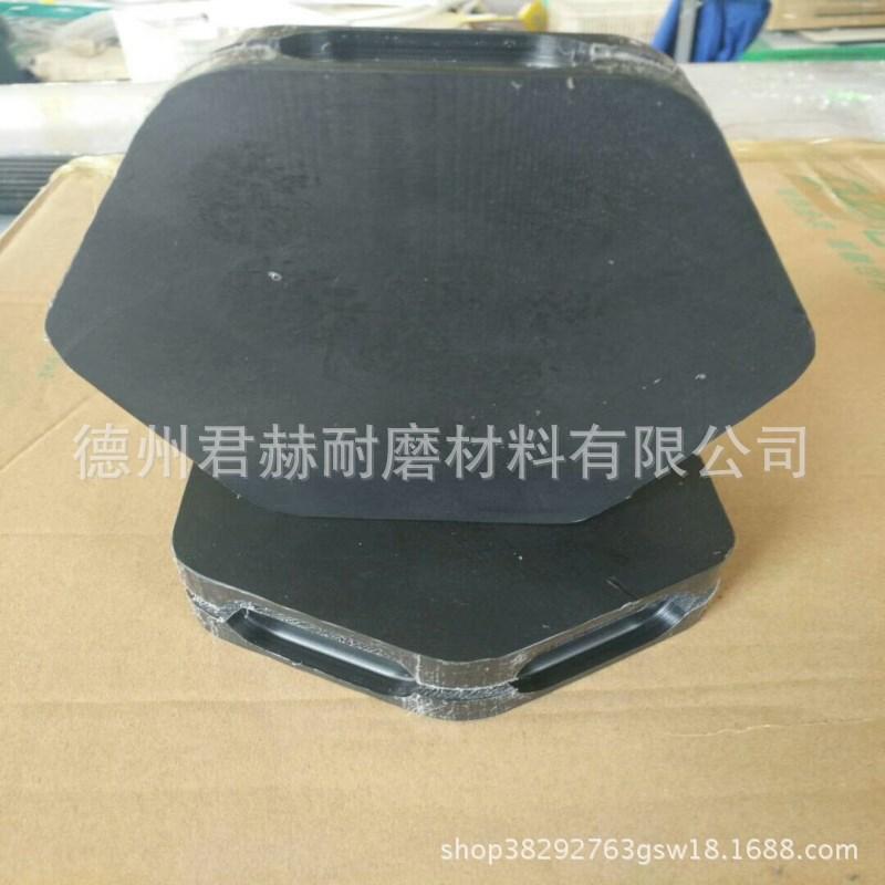 電廠煤廠專用微晶鑄石板環保耐磨卸煤溝阻燃鑄石襯板刮板機襯板示例圖12