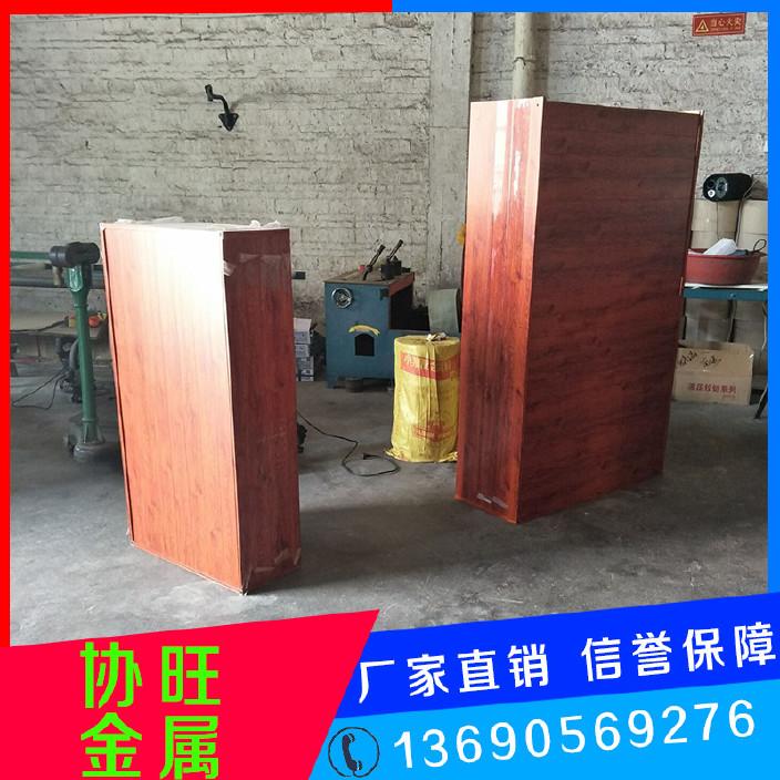 橱柜型材 铝材厨房柜子型材 铝合金橱柜性型材衣柜材料铝材厂家