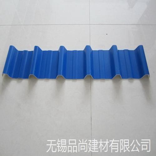 常州生产防腐屋面瓦 树脂屋面瓦  2.0mmPVC塑钢瓦防腐蚀钢结构厂房