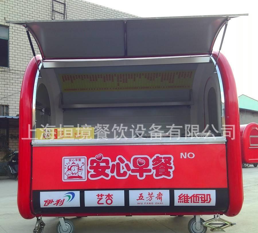 厂家直销台湾煎饼排美食车手抓饼周边车美食炸鸡快餐天府四街图片