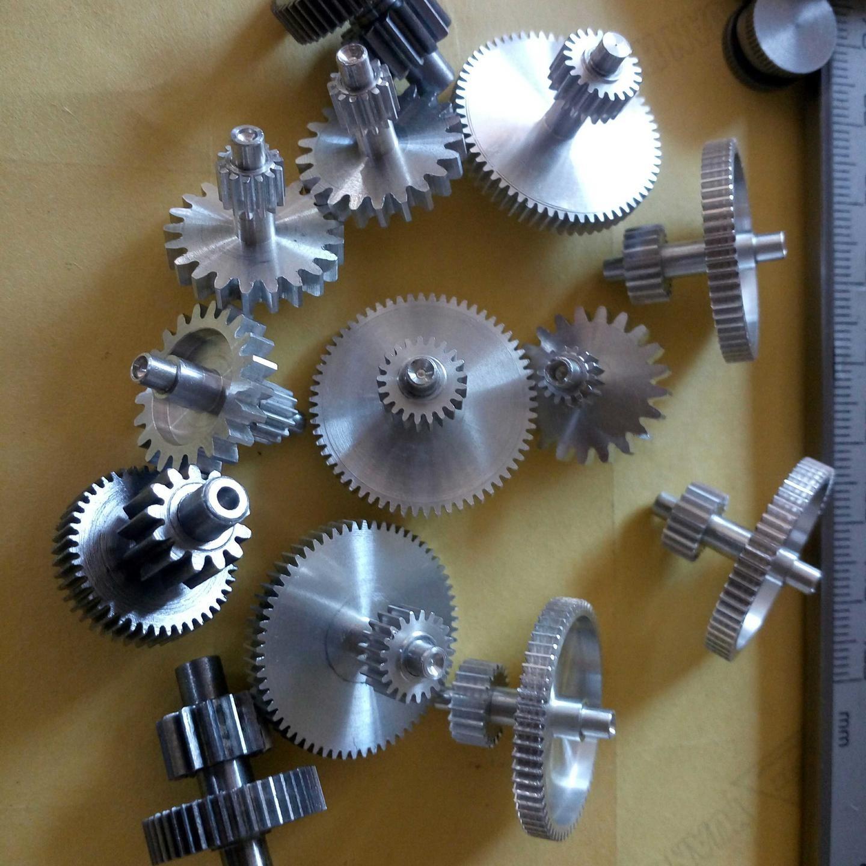 精密齿轮加工,双联齿轮,直齿,斜齿,伞齿,滚齿加工,齿面高频