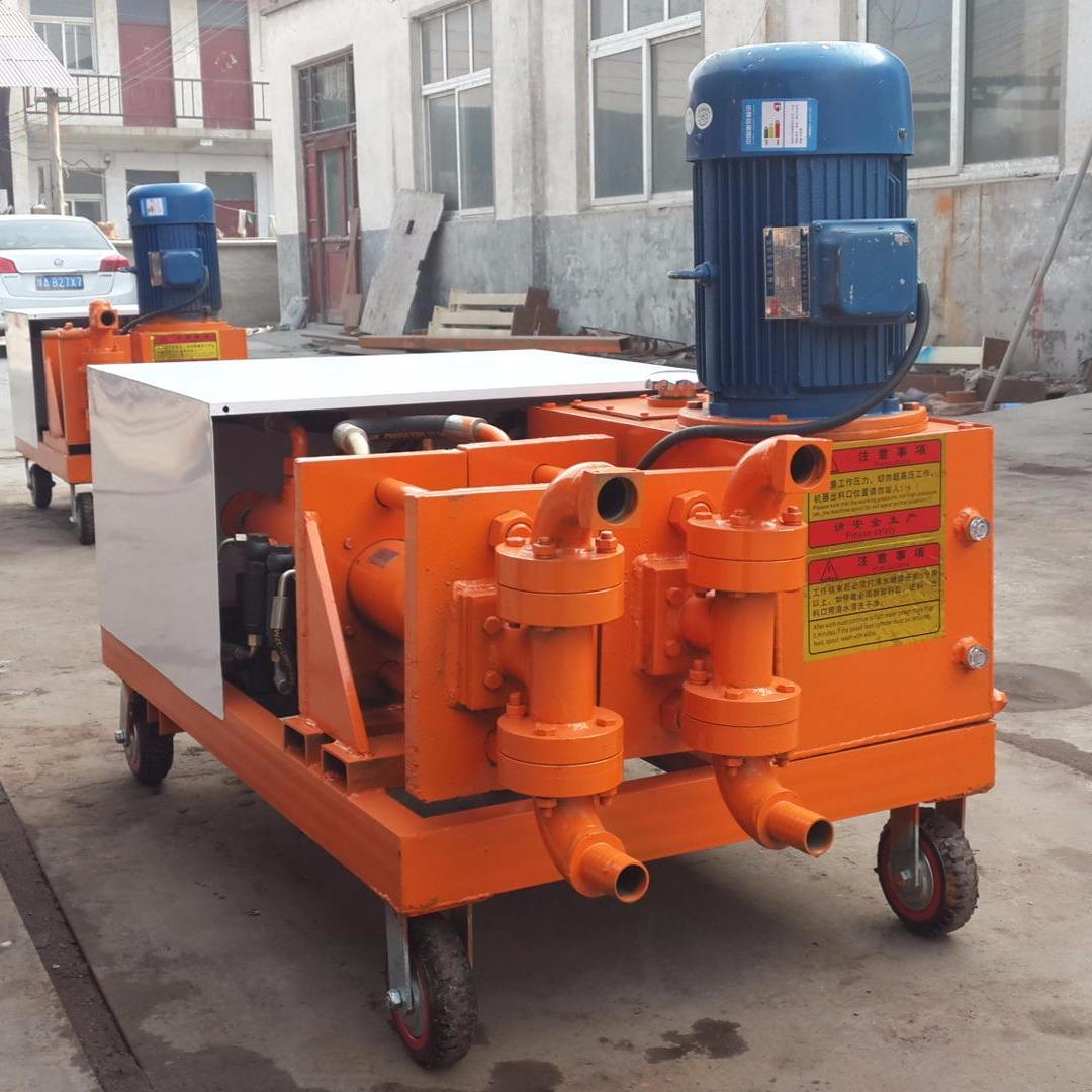 精恒液压砂浆泵WDSJ200  防渗漏、性能稳定、可调节压力
