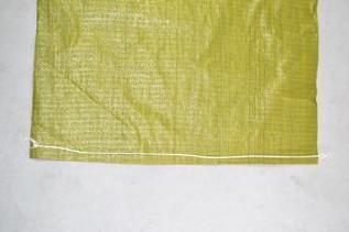 黄色编织袋厂特价80斤粮食袋普黄色蛇皮袋中厚结实塑料编织袋批发示例图12