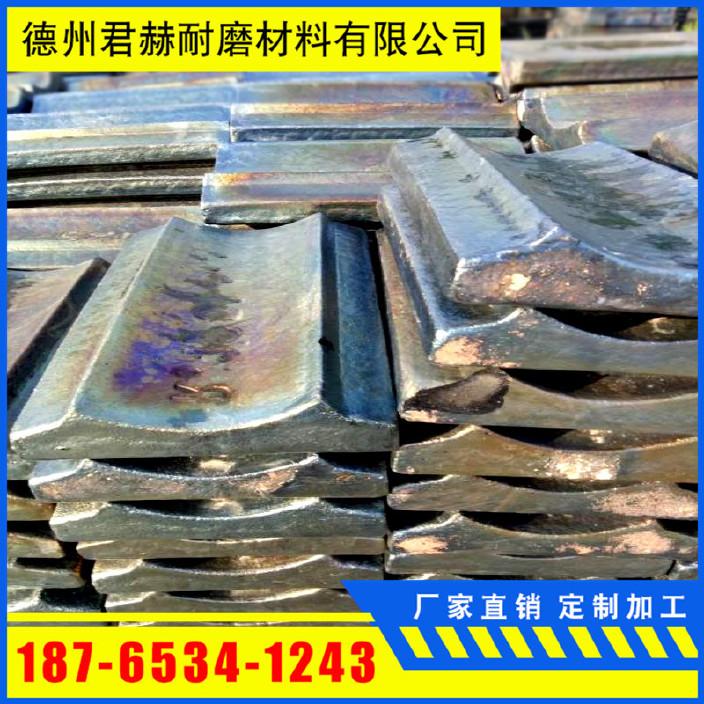 電廠煤廠專用微晶鑄石板環保耐磨卸煤溝阻燃鑄石襯板刮板機襯板示例圖6