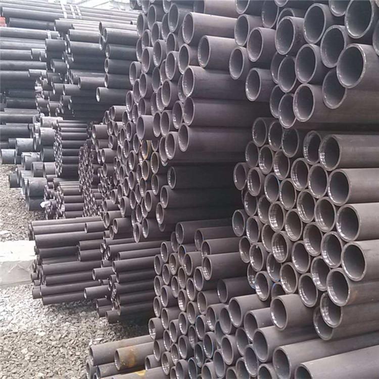 低合金無縫管 熱軋  GB/T8163  Q345B鋼 流體管