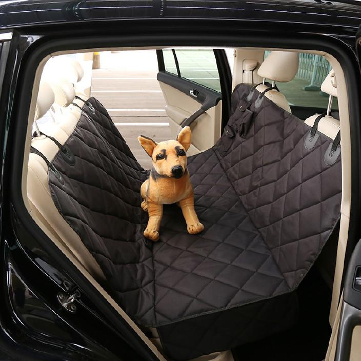 亚马逊爆款宠物汽车垫 加厚防水宠物垫狗狗外出后排车垫 宠物用品图片