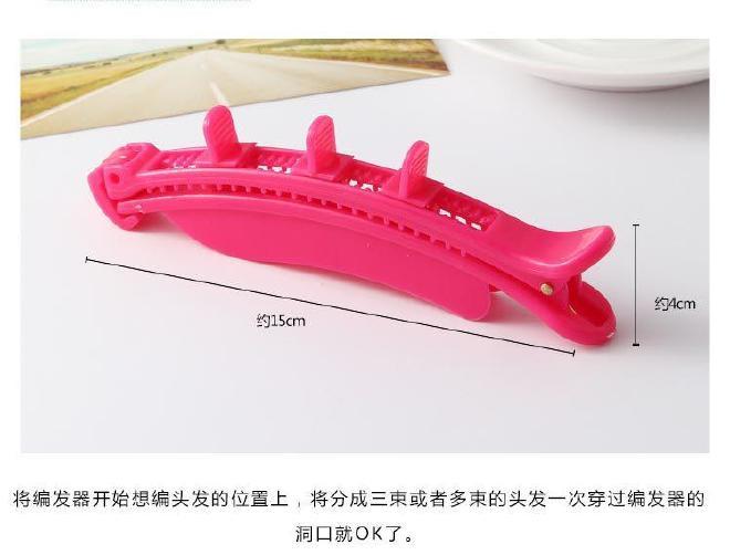 韩版小儿童编发器蜈蚣发型辫蜘蛛饰品盘发器美安康烫发一般多少钱