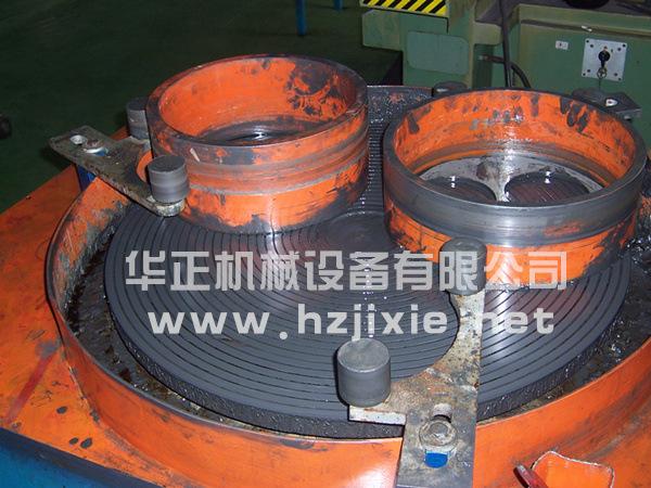 现货供应 平面研磨定盘 合金轴承研磨盘 定做球墨铸铁研磨盘 厂家示例图9