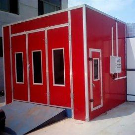 汽车烤漆房生产厂家,喷漆房厂家设计定做安装搬迁