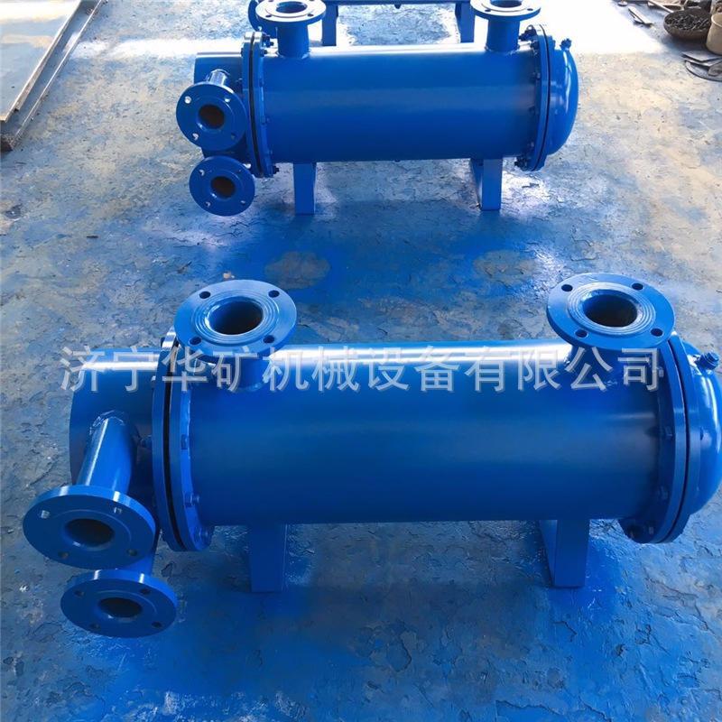 廠家直銷液壓水冷卻器 OR-60/100/150/250列管式換熱器 機油散熱器 華礦 OR