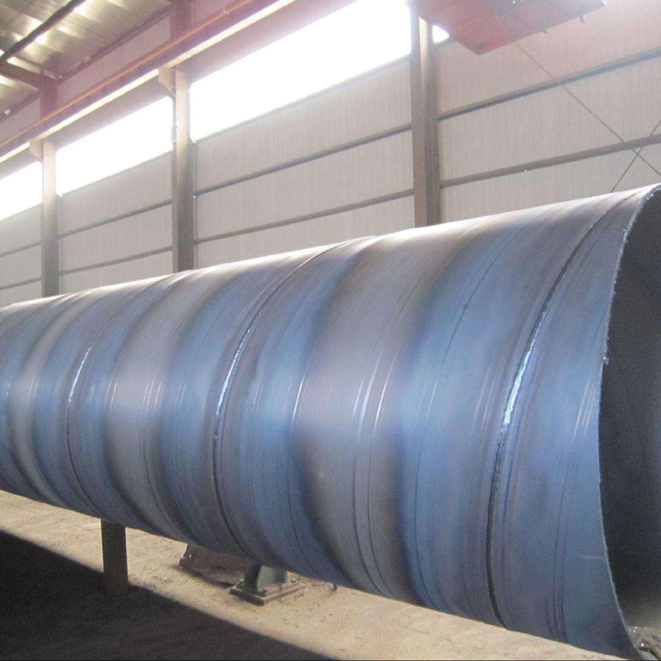 螺旋鋼管 大口徑螺旋鋼管  螺旋鋼管生產廠家 Q235B螺旋鋼管