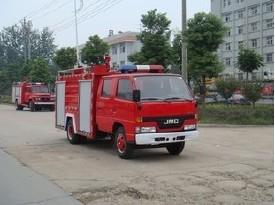 河南省焦作举高喷射消防车生产厂家,消防车价格,消防车经销商,图片