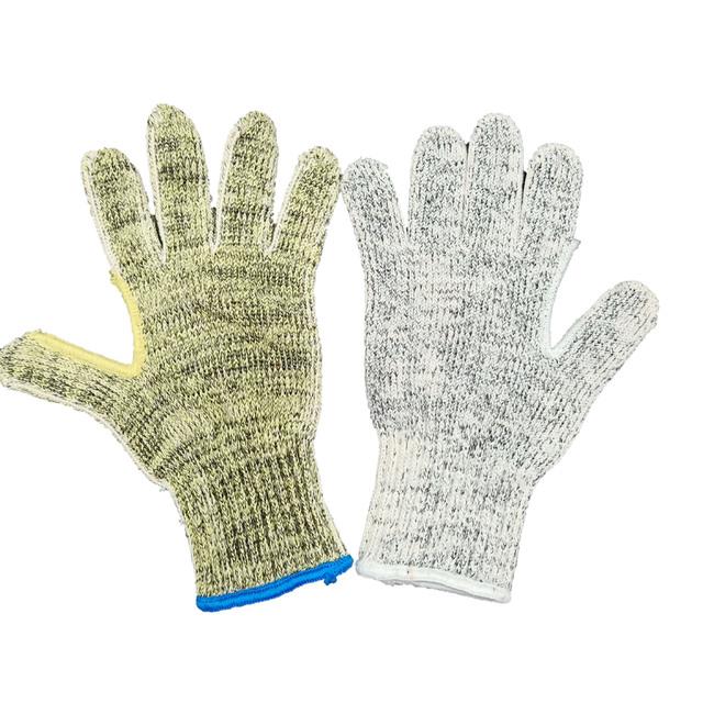 厂家直销手部劳保防护手套 防刀割防刺耐磨手套 全指劳保防护手套