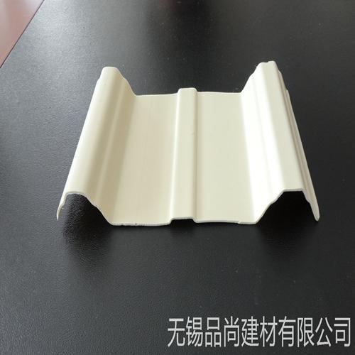 养殖场专用PVC瓦 波浪瓦 APVC塑钢瓦厂家批发