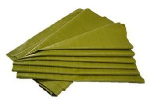 发上海编织袋批发普黄色65*110蛇皮袋打包袋子中厚装粮食包装袋示例图6