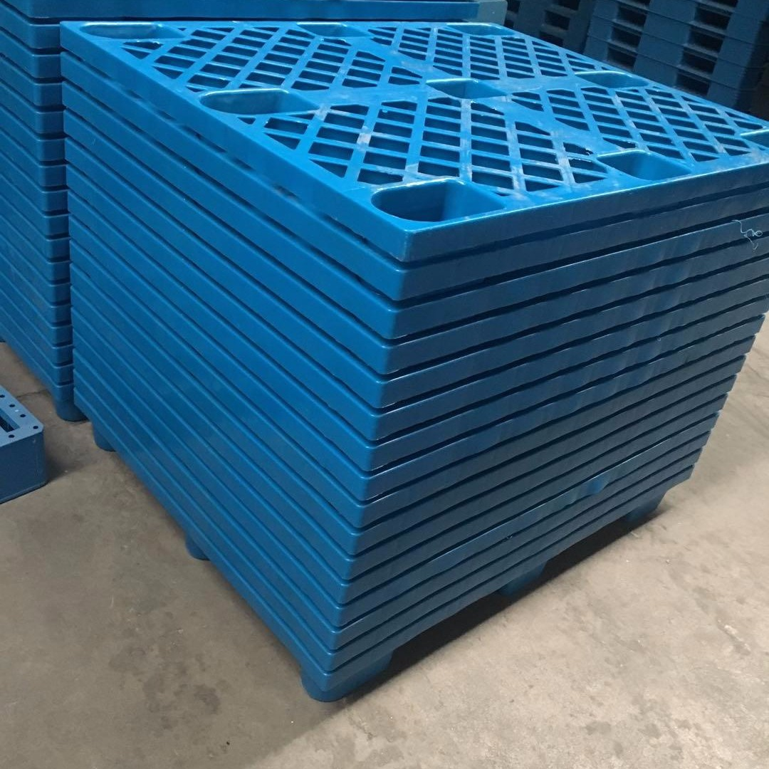 东营塑料托盘厂家库房托盘塑料垫仓板山东托盘厂