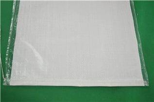 白色中厚覆膜防水��袋40*65�子粉包�b袋再生料防水打包袋批�l示例�D19