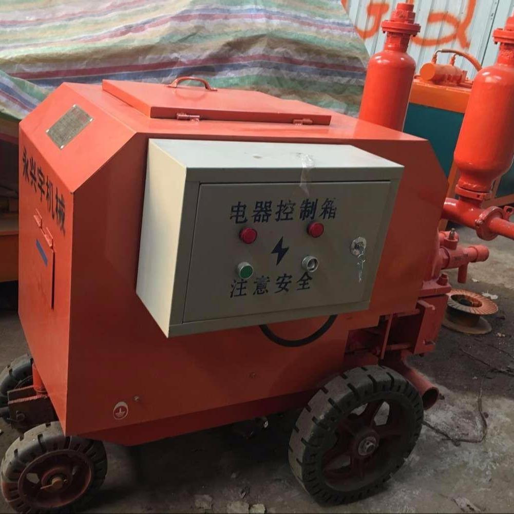 精恒砂浆泵WUB/8.0A   无脉冲、压力大、流量大