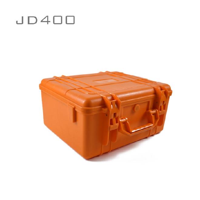 JD新款手提塑料工具箱 吹塑工具箱 通讯器材箱 防水防潮拉杆箱图片