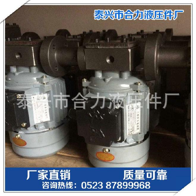 专业供应ZCB0.8/1.2/1.4转子式油泵 减速机润滑泵 转子式油泵