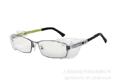 worksafe E429鈦合金安全近視眼鏡護眼鏡防塵眼鏡眼部防護